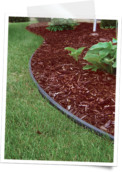 how to install lawn edging 6