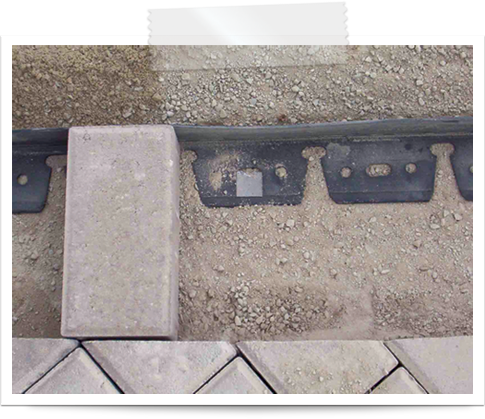 How To Install Paver Edging 4