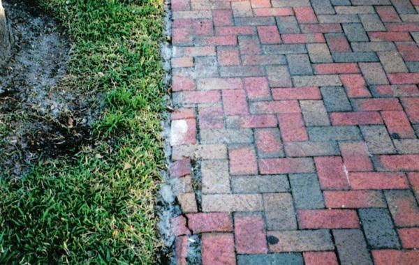 Paver Edging Mistakes