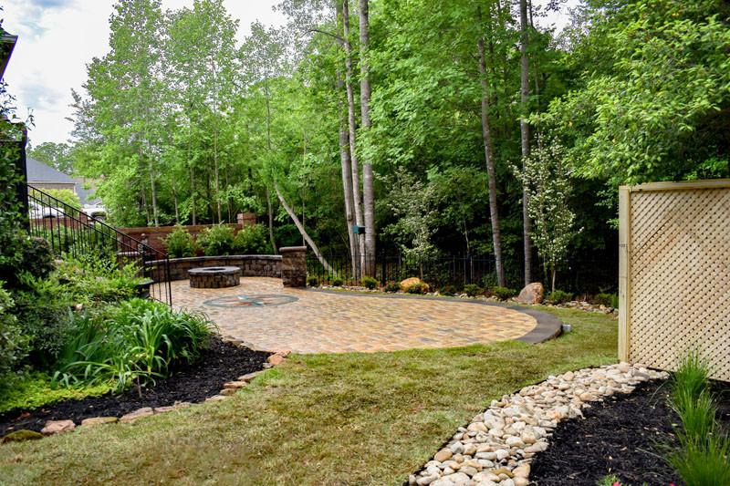 Paver Patio Landscape Edging Lawn Edging Amp Paver Edging
