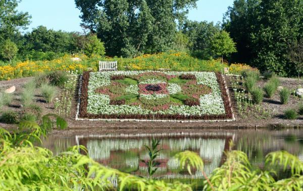 2011 Quilt Garden Design