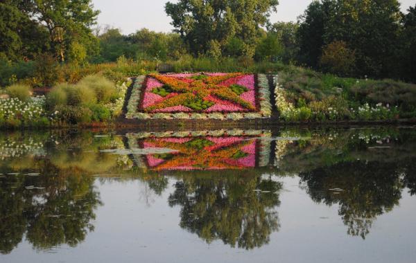 2012 Quilt Garden Design
