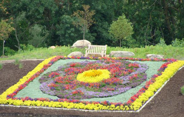2010 Quilt Garden Design